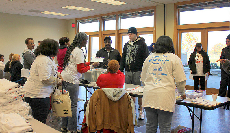 Mlgw S 1st Annual Race To Care A Success Event Raises