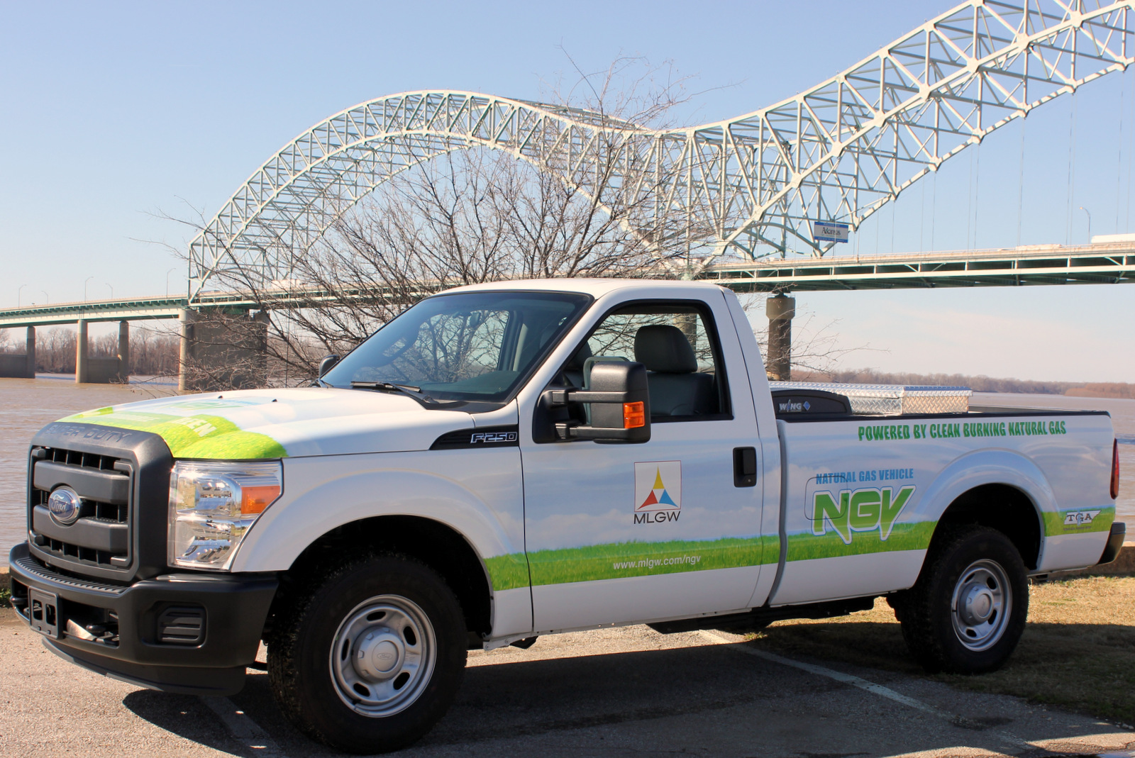 Gas Licht Water : Memphis light gas and water natural gas vehicles