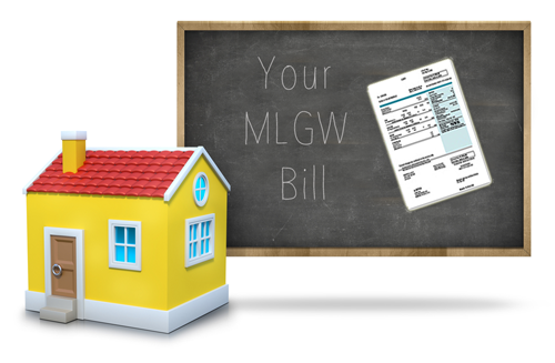 Gas Licht Water : Memphis light gas and water your mlgw bill